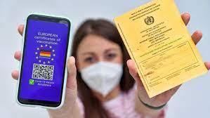 Den gesetzentwurf will die kommission am 17. Digitaler Impfpass Wer Bekommt Ihn Und Wie Funktioniert Er Ndr De Ratgeber Gesundheit