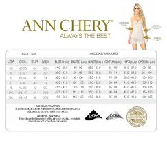 Fajas Colombianas Size Chart Ann Chery 1017 Anny Fajas Colombianas And 44 Similar Items