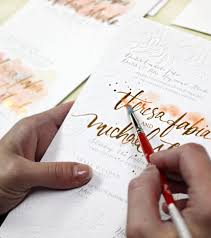 26 best foil and watercolor wedding invitations images on Embossed Wedding Invitations Vancouver a peek into the studio rose gold foil and blind letterpress floral wedding invitations Embossed Graphics Wedding Invitations