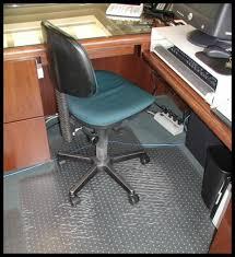 plastic chair mats