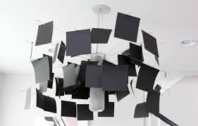 ingo maurer zettelz lamp black square near ingo maurer chandelier zettel z 5 5