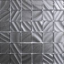 valverde 2 x 2 3d artic gray 12 in x 12 in x 6mm glass mosaic tile vt0110c1256 the home depot