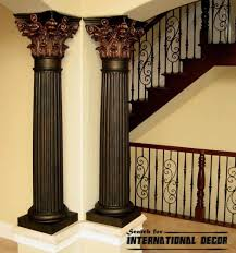 Small Picture Dining Room indoor columns Columns Cantera Stone Limestone