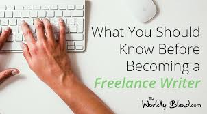 what you should know before becoming a lance writer anna wickham anna s blog what you should know before becoming a lance writer