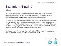 email introduction sample cold emailing templates for prospecting