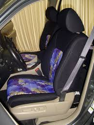 honda pilot pattern seat covers