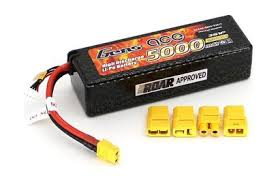 <b>Аккумулятор Gens</b> Ace Hobby 5000mAh 3S 40C <b>LiPo</b> купить <b>Li</b>-<b>Pol</b>
