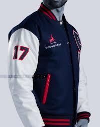 year12 seniors varsity letterman jacket leather
