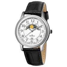 grovana men s 1026 1533 white moonphase dial black strap watch grovana men s 1026 1533 white moonphase dial black strap watch