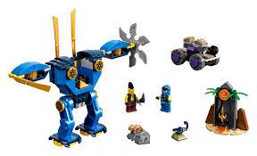 LEGO® Ninjago - Jays Elektro-Mech 71740 (2021) ab 13,75 € / 31% gespart  (Stand: 19.03.2021) | LEGO® Preisvergleich brickmerge.de
