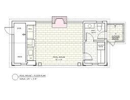 2 bedroom pool house floor plans. Pool House Plans Good Floor With 2 Bedrooms Bedroom O