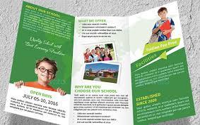 school brochure design ideas school brochure design tips ideas and samples soakmind