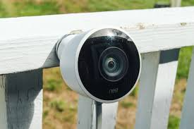 Exterior Cameras Home Security Design