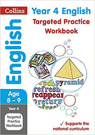 year english targeted practice workbook tests collins ks  year 4 english targeted practice workbook 2018 tests collins ks2 revision and practice amazon co uk collins ks2 9780008201661 books