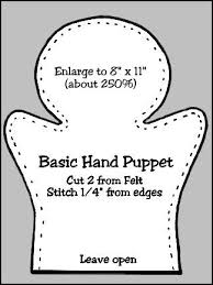 Hand Puppet Patterns