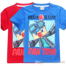 Summer Kids T Shirt Boys Clothes Roblox Children Clothing Girls Short Sleeves Boys T Shirt Red Nose Day Roupas Infantis Menino
