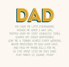 Birthday On Day Card Dad Father S Day Card By Paper Plane Notonthehighstreet Com