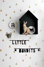 Little Bandits Wallpaper Esta Little Bandits Kinderen Behang