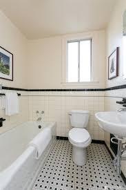 1930s Bathroom Original 1930s Bathroom Wish We Had Half Tiled Walls To Add The