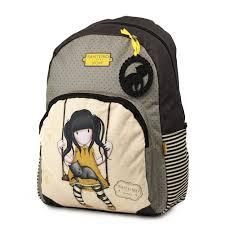 Yellow Designer Backpack Gorjuss Mochila Ruby Yellow In 2019 Designer Backpacks
