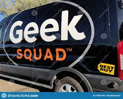 Geek Squad Car Editorial Photo Image Of Fleet Repairs