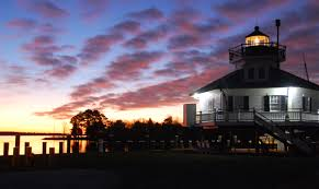 Hooper Strait Light Lighthouse Overnights Offered In St Michaels This Spring