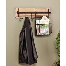 Harper Blvd Ashbury Entryway Wall Mount Coat Rack with Storage - Free  Shipping Today - Overstock.com - 15709261