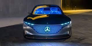 110 000 estimated release date. Green Light For Mercedes Benz Eqs Amg Sedan A 600hp Electric Luxury Beast Electrek