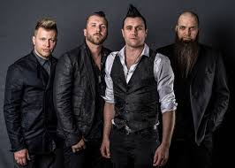 Three Days Grace Breaks Record With 14 Number 1 Hits Topping
