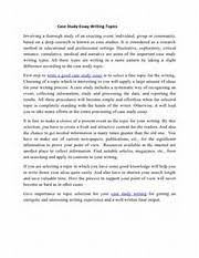 study essay child case study essay an essay on study skills pte  case study essay image result for case study essay