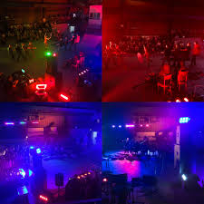 Colour Wash Lighting Durham Events Dj Disco Event Lighting