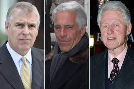Prince Andrew's 'pimp' had 21 numbers for Bill Clinton | Page Six