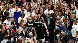 Antetokounmpo powers Milwaukee Bucks to first NBA title for 50 years