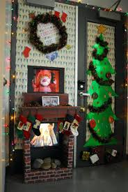 office door decorations for christmas. Plain Door Christmas Office Door Decorating Ideas  Decorations Pictures Intended Office Door Decorations For Christmas I