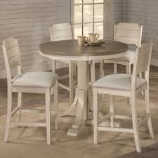 evelyn dining table and chairs antique white set of five