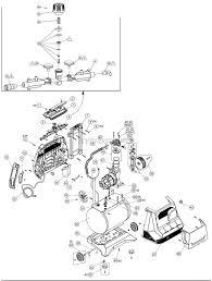 Vpk0880803 162700 air pressor parts schematic