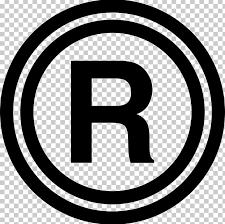 Registered Symbol Registered Trademark Symbol Copyright Png Clipart Area