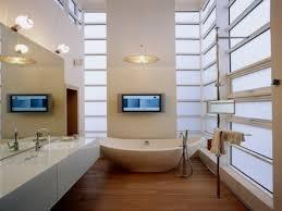 bathroom ceiling lighting ideas. Bathroom, Modern Bathroom Ceiling Light Dark Brown Wall Mounted Round Shower Head Goldenrod Futuristic White Lighting Ideas