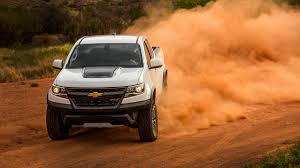 Colorado chevy colorado zr2 : 2017 Chevy Colorado ZR2 review with price, horsepower and photo ...
