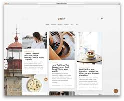 Blog Portfolio Design 60 Best Clean Wordpress Themes 2019 Colorlib
