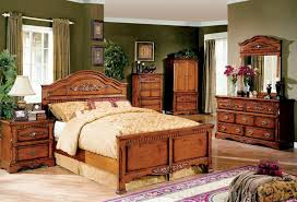 Image of Oak Bedroom Sets King Size Beds