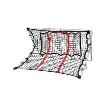 ball rebounder. foldable soccertrainer kids ball rebounder football training net frame yard game f