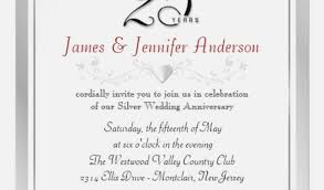 by size handphone tablet desktop original size back to 28 portraits 25th wedding anniversary invitations wonderful