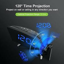 ceiling alarm clock lofty design radio projection with co clocks that project on electronics time ceiling alarm clock