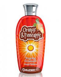 Orange & Pineaple <b>Бронзирующий ускоритель загара</b> с маслом ...