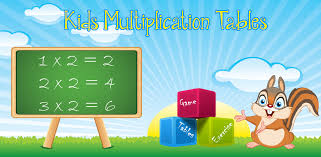 Amazon.com: Kids Multiplication Tables: Appstore for Android