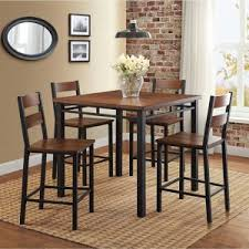 better homes u0026 gardens mercer 5 piece counter height dining set counter height kitchen table e41