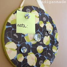 How To Make A Magnetic Memo Board Magnetic memo boards made from the dollar store Rosyscription 43