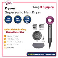 Máy sấy tóc Dyson Supersonic Hair Dryer Iron (Dyson HD01) – Siêu Thị Robot  Hút Bụi, Robot Lau Nhà, Máy Hút Bụi Dyson