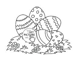 Easter Egg Coloring Pages Hard Crayola For Adults Hunt View Five